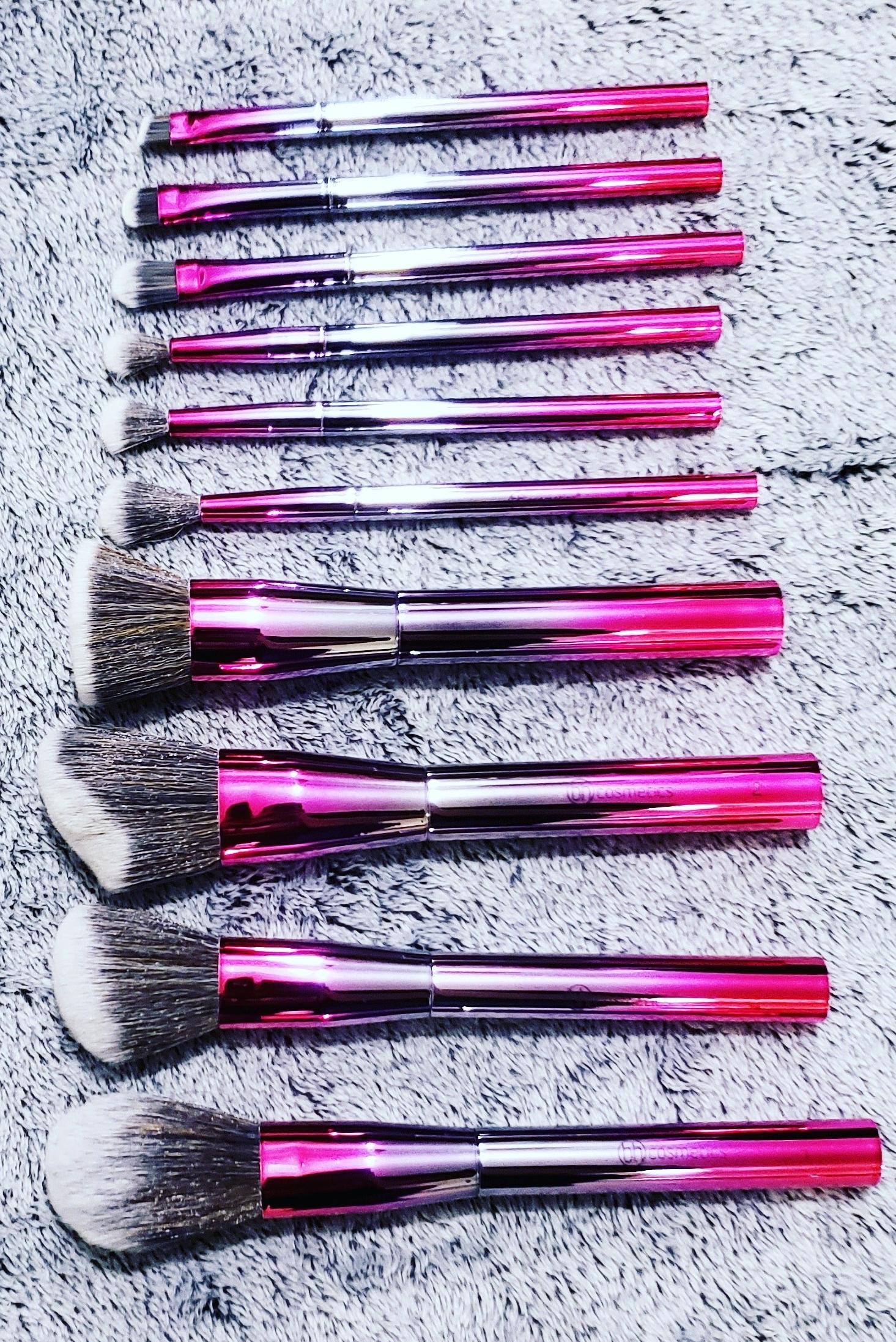 701914fac93235 lastdaysofthecoliseum - Bh Cosmetics Royal Affair Brush Set